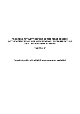 Parte II: Informe de situación (en varis idiomas) - application/pdf