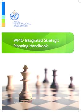 WMO Integrated Strategic Planning Handbook - application/pdf