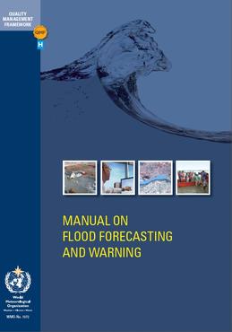 Manual On Flood Forecasting And Warning
