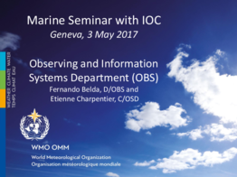 Presentation: 4. Observing and Information Systems Department (OBS) by Fernando Belda - application/pdf