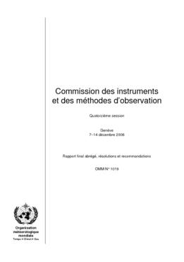 Partie I - Rapport final abrégé - application/pdf