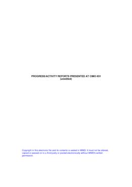 Partie II - Rapport d'activité (en anglais) - application/pdf