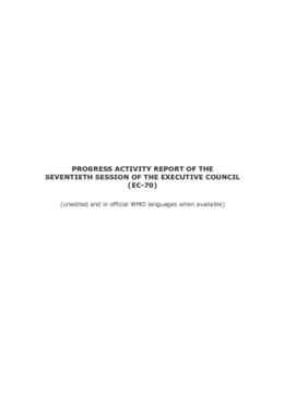 Parte II - Informe de situación (en varios idiomas) - application/pdf