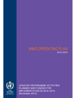updated programme activities planned and funded for implementation in 2014-2015 - application/pdf