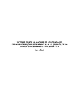 Partie II - Rapports d'activité (en anglais) - application/pdf