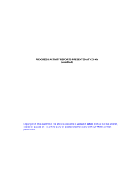 Part II - Progress Report (English) - application/pdf